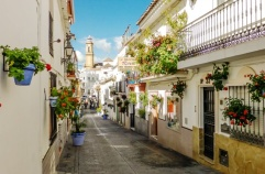 Historical centre estepona sightseeing