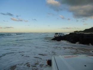 Offroad Fraser Island