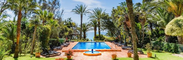 Hurricane Hotel Tarifa, swimming pool